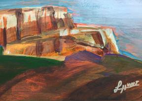 18471 New Mexico Landscape Study 1-lo