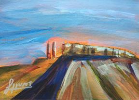 18474 New Mexico Landscape Study 4-lo