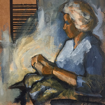 WomanKnitting-lr